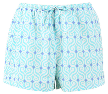 All cotton boxer shorts for girls