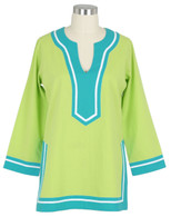 Colorful beach tunic