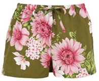 Greta Brown boxer shorts - FINAL SALE