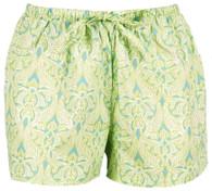 Clare Lime boxer shorts - FINAL SALE