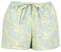Pagoda boxer shorts