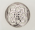 6405-10 Celtic Plaid Brooch