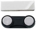 5730-3015 - Badge Backs Pressure Sensitive 50 Per Pack