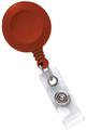 2120-3036 - Retractable Badge Reel Red 100 Per Pack