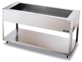 Cold Table , Fits 3 Pans , Vollrath