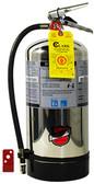 Fire Extinguisher, BUCKEYE 6 Liter Class K Wet Chemical