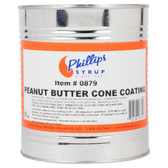 Peanut Butter Ice Cream Cone Shell Dip