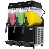 Curtis CFB3 Triple 3Gal Slushy/Granita Frozen Beverage Dispenser