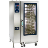 Alto-Shaam CTC20-20G Combitherm Gas Boiler-Free Roll-In 40 Pan Combi Oven