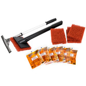 Scotch-Brite Quick Clean Griddle Cleaning Starter Kit
