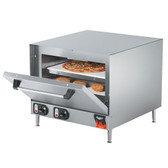 Vollrath 40848 Countertop Electric Pizza Oven with 2 Ceramic Decks 208/240V