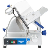 "Vollrath 40952 12"" Heavy Duty Meat Slicer with Safe Blade Removal System - 1/2 hp"