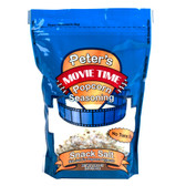 Great Western 35 oz. White Popcorn Salt - 12/Case
