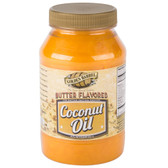 Golden Barrel 32 oz. Butter Flavored Coconut Oil