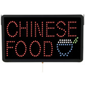 Chinese Food LED Sign