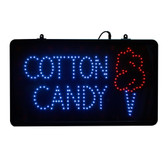 LED Cotton Candy Sign