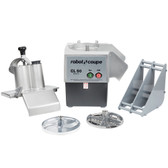 Robot Coupe CL50 Continuous Feed Food Processor - 1 1/2 hp