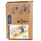 Fox's Bag In Box Ginger Ale Beverage / Soda Syrup - 5 Gallon