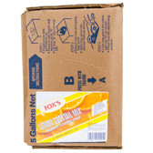 Fox's Bag In Box Lemon Cocktail Mix Beverage / Soda Syrup - 5 Gallon