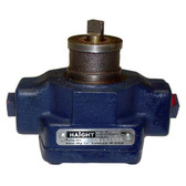 """FILTER PUMP 5 GPM 4-3/4"""" WIDE 1/2"""" FPT WITH PLASTIC PLUGS"""