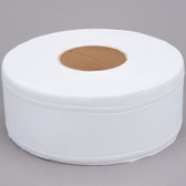 "Lavex Janitorial 2-Ply Jumbo Toilet Paper Roll with 9"" Diameter - 12/Case"