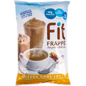 Big Train Fit Frappe Spiced Chai Latte Protein Drink Mix - 3 lb.