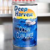 46 oz. Ocean Clam Juice - 12/Case