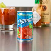 5.5 oz. Tomato / Clam Juice - 24/Case
