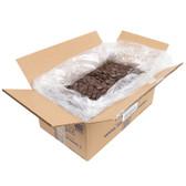 Ghirardelli 25 lb. 100% Cacao Unsweetened Chocolate Liquor Wafers