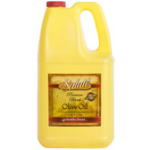 Salute Brand 1 Gallon Premium Blend Soy Salad Oil - 6/Case