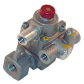 BODY & MAGNET HEAD AND GAS CARRIER ASSY