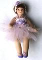 Porcelain Petite Ballerina - Lavender