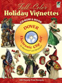 Holiday Vignettes CD-ROM & Book