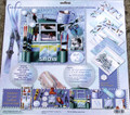Wild About Winter Scrapbook Kit