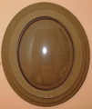 Domed Frame - Medium Traditional Oval