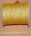 Braid - Double Loop/Light Yellow