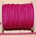 Braid - Double Loop/Fuchsia