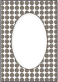 Dots Frame Embossing Folder