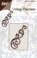 Joy! Craft Die - Vintage Flourishes - Swirl