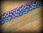 Glitter Dots 1 Inch Collar