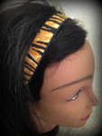 Shaka Girl Headband - Tiger 1""