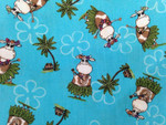 Custom Shaka Shield Bellyband - Hula Cows