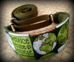 Hound Collar - Go Green