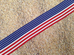 Stars and Stripes 1 Inch Collar