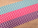 Chevron 1 1/2  Inch Collar