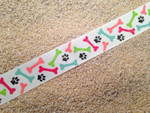 Bones and Paws 1 Inch Collar