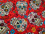 Custom Shaka Shield Bellyband - Sugar Skulls