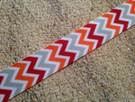 Fall Chevron 1 Inch Collar