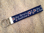 Key Leash - Star Spangled Sweetness 10""