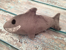 Sharkie with no embroidered name